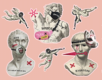 aesthetic stikers