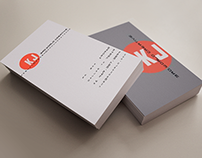 3rd World Creative Business Cards
