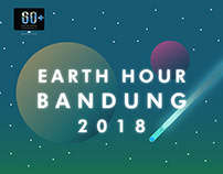 Earth Hour Bandung 2018