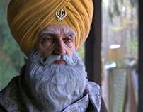 Old Man - Sikh