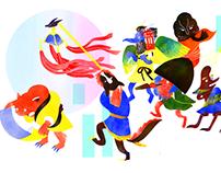 workshop illustration