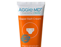 AGGIE MD Diaper Rash Cream Packaging
