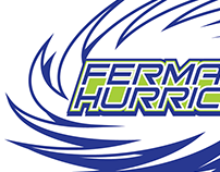 Fermata Hurricanes Swim Team Logo & T-shirt