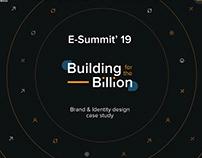 E-Summit '19 - Branding and Identity
