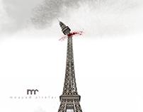 sa solidarité avec Paris