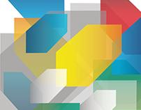 Logo und Einladungskarte 15 Jahre Fraunhofer ESK