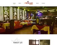 Website development services for a restaurant