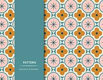 Geometric and Seamless Pattern