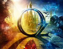 Poster Provisional para OZ THE GREAT AND A POWERFUL 2