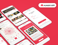 Hungry Mobile Application