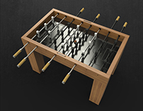 the Original Article // Foosball Table