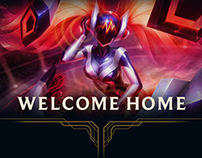 League Client Update: Welcome Home