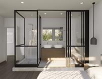 Belton Bathroom Pod