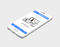 Mobile Application UI for E-commerce project with ionic