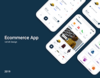 Ecommerce - Mobile App