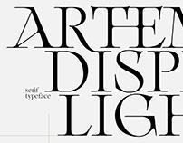 Arthemys Display Light