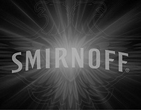"Smirnoff - ""YOU.NIGHT"" Logotype"