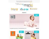 Newsletter Manki.fr