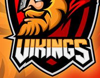 Logo Design For Vikings