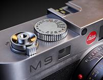 Leica M9 - CGI
