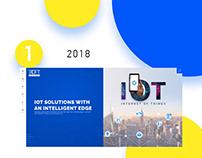 Web UI / UX design 2018