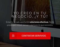 Diseño web y soluciones efectivas a empresas