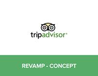 TripAdvisor - Revamp Concept