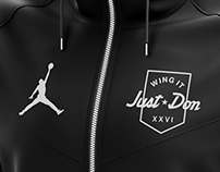 Jordan Brand X Just Don // Wing It. Event