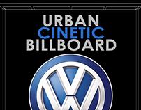 Urban Cinetic Billboard