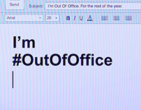 WOMEN'S EQUALITY PARTY // #OUTOFOFFICE