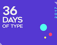36 Days of Type_2017