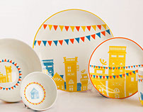Chumbak - Design for Crockery