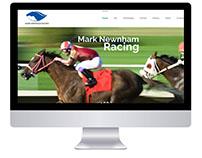 Mark Newnham Trainer – Website