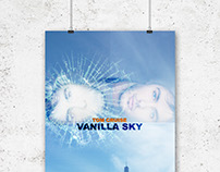 Vanilla Sky Film Advertising