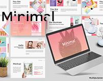 Minimal Keynote & Powerpoint Template