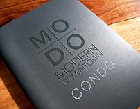 MODO Condos brochure