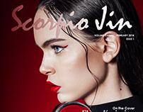 Scorpio Jin Red Velvet