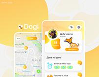 Dogi - zoo app. Android/IOS. Моб. приложение