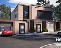 Modern Exterior Villa Design