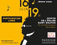 Affiche Philharmonie Parisienne