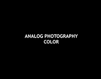Analog Photography - Color