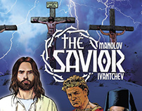 The Savior Comic Album (with Ivaylo Ivantchev) - Pages