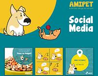 Social Media - Amipet