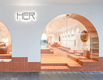 HER concept store