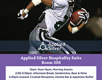 Applied Silver - Poster