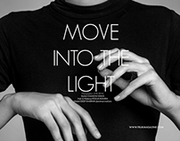 Move Into The Light-FRUK Magazine,U.K., August 2016