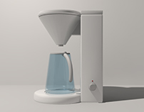 Cafetera WW 01 - HFG