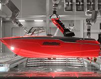 Malibu Boats: M220