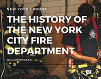 The History of the New York City Fire Department