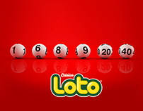 Loto - Six numbers can buy all your dreams.